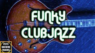 Funky Club Jazz Backing Track in C Dorian Blues