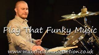 PLAY THAT FUNKY MUSIC (Wild Cherry) - played by Tom Fletcher - www.wakefieldmusictuition.co.uk