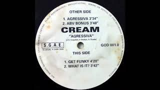 CREAM  - Get Funky