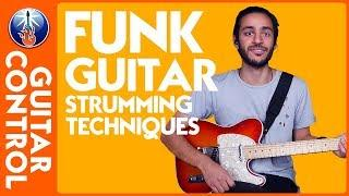 Funk Guitar Techniques: Funk Guitar Strumming Techniques | Guitar Control
