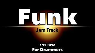 Funk Backing Track For Drummers (NO DRUMS)