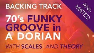Backing Track: Funky Groove A Dorian