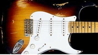Seductive Funky Blues Guitar Backing Track Jam in A Minor