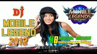 DJ MOBILE LEGEND FUNKY KOTA MUSIK AKIMILAKU 2018