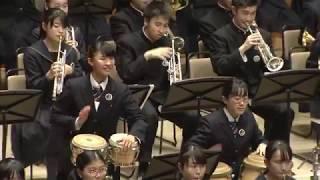 市川中学校・高等学校吹奏楽部 【Funky Hens】
