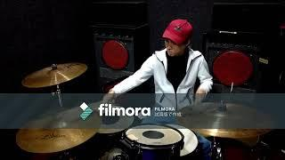 Red Hot Chili Peppers Funky Monks Drum Cover