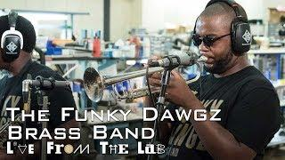 "Funky Dawgz Brass Band - ""Place 2 Be"" (TELEFUNKEN Live From The Lab)"
