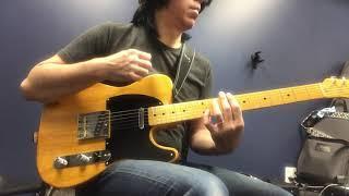 Funk guitar lesson  Fast Triplet / TFGL#21