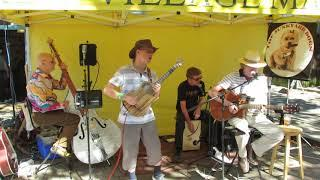 Kew Market Sept 2018 Play That Funky Music