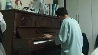 Up town funk (Crazy funky) Jazz Piano cover  By [Piano이재형]