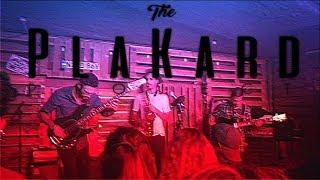 The Plakard Project at Funky Monkey