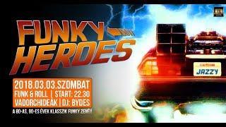 Vadorchideák Funky Mix Live
