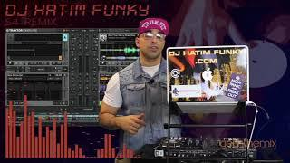 Traktor S4 Remix AIDM DJs Tips & Carrer with DJ Hatim Funky