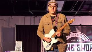 Greg Koch (Koch Marshall Trio)- The Funky Klaus - 5/3/19 Dallas International Guitar Festival