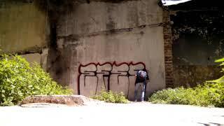Graffiti Bombing - Yulianz (Efes Squad) - Funky Saiyans
