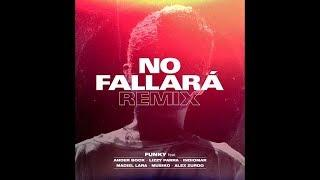 Funky✘Ander Bock✘Alex Zurdo✘Indiomar✘Madiel Lara✘Musiko - No Fallará Remix (Trap Cristiano 2019)