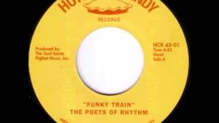 The Poets Of Rhythm - Funky Train (1992)