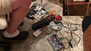 The 2019 Sabbadius Funky-Vibe and the Mr. White Pedal