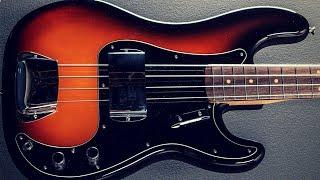 Funky Bass Jam | Groove Backing Track (Am)