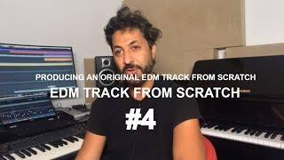 Producing a funky EDM track from scratch using Cubase 9.5 - 4/4