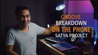Funky Soul Drumming Breakdown | On The Phone - Satya Project