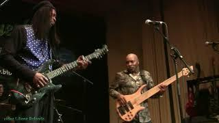 "Bernard Allison Funky ""Goin' down"" (Freddie King) Blues Caravan 2018 Luxembourg"