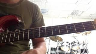 Awesome Fast Funky/Blues Guitar Riff Lesson