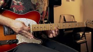 Learn to Play a Groovy Funky Lick on Guitar