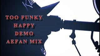 George Michael Too funky / Happy (démo + original)