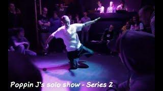 【這就是街舞】 【Poppin郭樂樂】參加會怎麼樣?funky得一批~(Poppin J's solo show - Series 2)