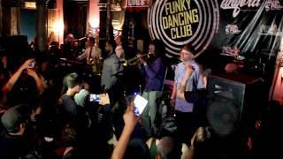 """...asi comenzaba este show con """"Los Skatalites"""" en el Hoyo Funky aqui en Guadalajara !!!"""