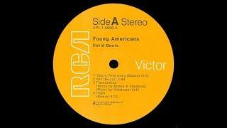 David Bowie ~ Young Americans 1975 Funky Purrfection Version