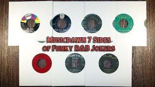 Musicdawn 7 Sides Of Funky R&B Jokers - 60's Soul & New Breed RnB 45's Mix