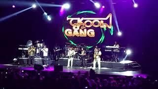 Kool & the Gang - live in Chile (Open Sesame, Funky Stuff, Jungle Boogie, Hollywood Swinging)