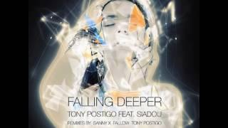 Tony Postigo - Falling Deeper (Tony Postigo's Funky Mix) [Plus Soda Music]