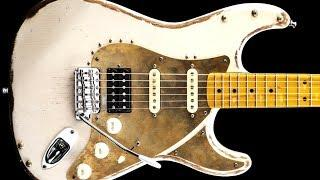 Filthy Blues Funk Guitar Backing Track Jam in E