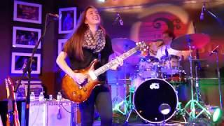 The Heather Gillis Band 2018 03 31 Boca Raton, Florida - The Funky Biscuit - Prayer's In The Smoke