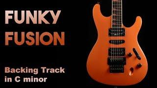 Funky Fusion Backing Track in Cm SZBT 35