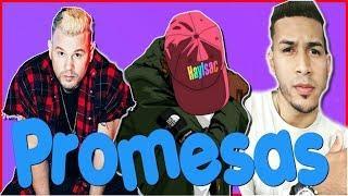 Funky feat Indiomar Promesas Video Con Letra Video Lyric  HayIsac
