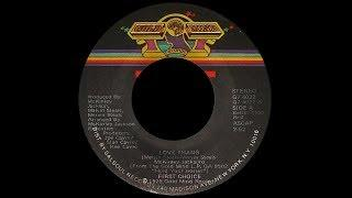 First Choice ~ Love Thang 1979 Funky Purrfection Version