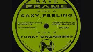 Wave Frame - Funky Organisms