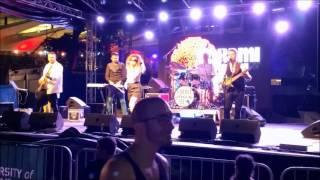 Garami Funky Staff feat. Köles Eliza - Campus live