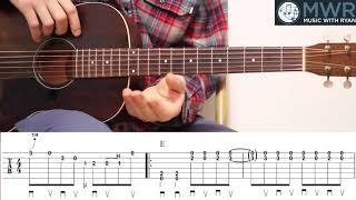 Funky Blues in E  - 2 Arrangements - Blues Guitar Lesson
