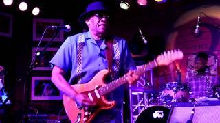 Beautiful Bobby Blackmon 2018 04 19 Boca Raton, Florida - The Funky Biscuit