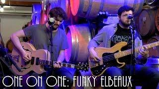 Cellar Sessions: Chiggin - Funky Elbeaux April 21st, 2018 City Winery New York