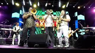 Kool and the Gang in Chile 2018 / Open Sesame, Funky Stuff, Jungle Boogie, Hollywood Swingin'