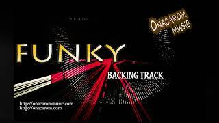 Funky Guitar Backing Track in Bb