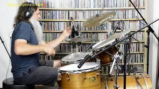 Funky hot rods - Solo e batería