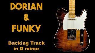 Dorian & Funky backing track in dm SZBT 18