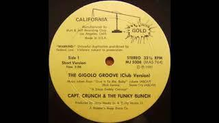 capt crunch & the funky bunch gigolo groove 1981